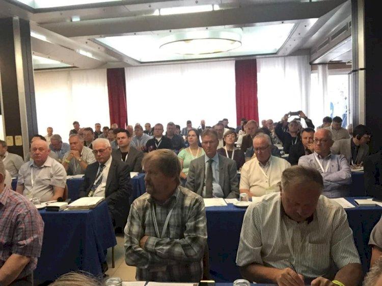 EE Entente Europeenne yıllık genel kurul toplantısı yapıldı
